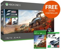 Xbox One X 1TB Forza Horizon 4 Console Bundle for Xbox One
