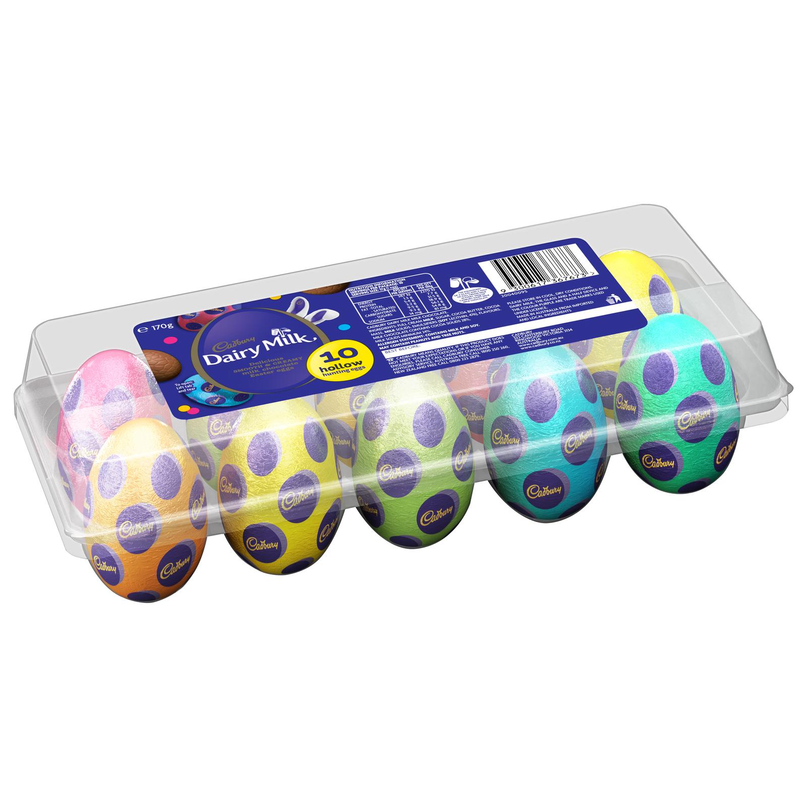 Cadbury Egg Crate 170g (10 Pack) image