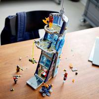 LEGO Marvel: Avengers Tower Battle - (76166)