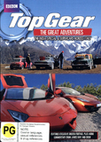 Top Gear The Great Adventures: The India Special & Supercars Across Italy DVD