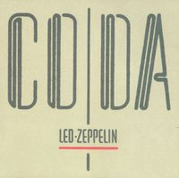 Coda (LP) by Led Zeppelin