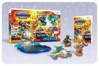 Skylanders SuperChargers Racing Starter Pack for Nintendo Wii