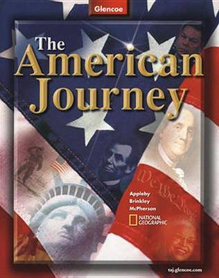 The American Journey, Student Edition @2003 by McGraw Hill image