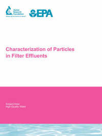 Characterization of Particles in Filter Effluents by J. Brandt