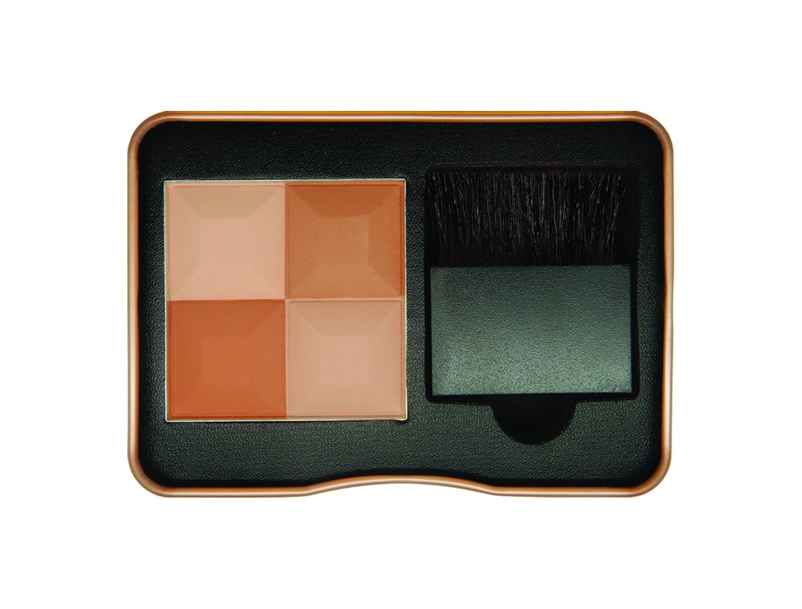 W7 Blush with Me Colour Cube (Cassie Mac) image