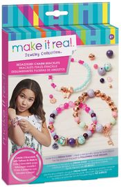 Make it Real - Bedazzled! Charm Bracelets Blooming Creativity