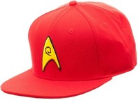 Star Trek: Red Shirt - Snapback Cap