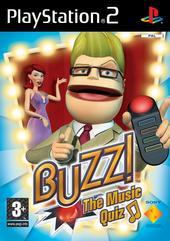 Buzz!: The Music Quiz (Game Only) for PlayStation 2