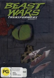 Beast Wars - Transformers: Season 3 (3 Disc Box Set) on DVD
