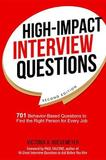High-Impact Interview Questions by Victoria A Hoevemeyer