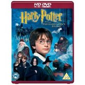 Harry Potter And The Philosopher's Stone on HD DVD