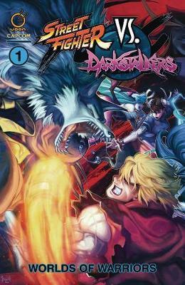 Street Fighter VS Darkstalkers Vol.1 by Ken Siu-Chong