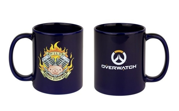 Overwatch: Roadhog Logo - Coffee Mug