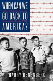 When Can We Go Back to America? by Barry Denenberg image