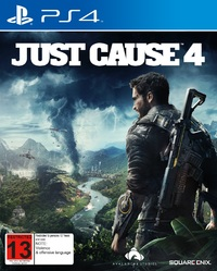Just Cause 4 for PS4