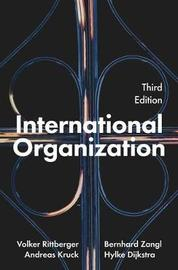 International Organization by Volker Rittberger
