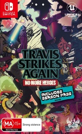 Travis Strikes Again: No More Heroes for Nintendo Switch