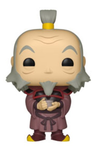 Avatar - Iroh (with Tea) Pop! Vinyl Figure