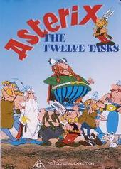 The 12 Tasks of Asterix (VHS) on DVD