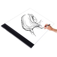 A4 Ultra-Thin Portable LED Drawing Board