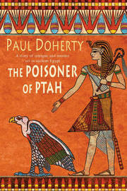 The Poisoner of Ptah by Paul Doherty image