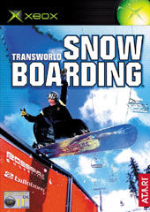Transworld Snowboarding for Xbox