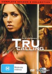 Tru Calling Complete Season 2 Collection (2 Disc) on DVD