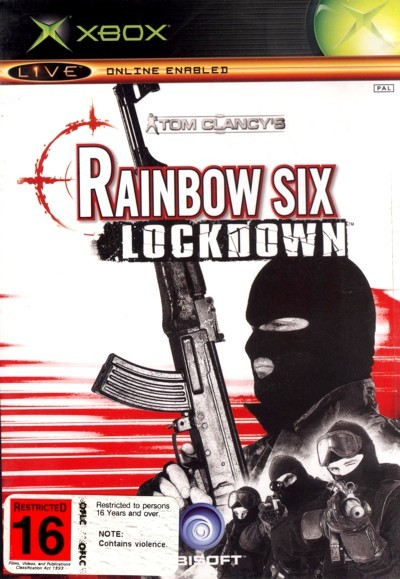 Tom Clancy's Rainbow Six: Lockdown for Xbox