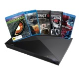 Sony Blu-Ray Player with Streaming + BONUS Blu-Ray!!!