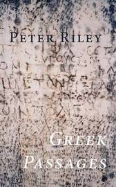 Greek Passages by Peter Riley