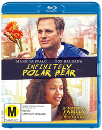 Infinitely Polar Bear on Blu-ray