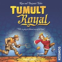 Tumult Royale - Board Game
