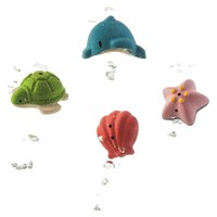 Plan Toys - Sealife Bath Set