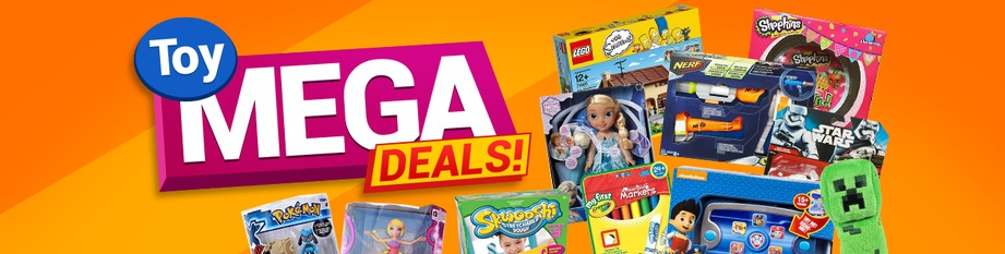 Mega Toy Deals