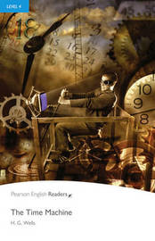 Level 4: The Time Machine by H.G.Wells image
