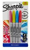 Sharpie Fine - Colour Burst (4-pack)