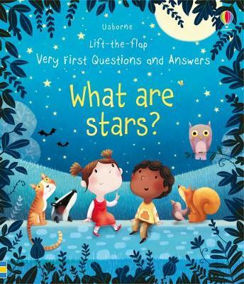 What are Stars? by Katie Daynes image