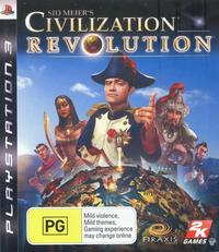 Sid Meier's Civilization Revolution for PS3 image