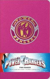 Power Rangers: Pink Ranger Hardcover Ruled Journal by Insight Editions