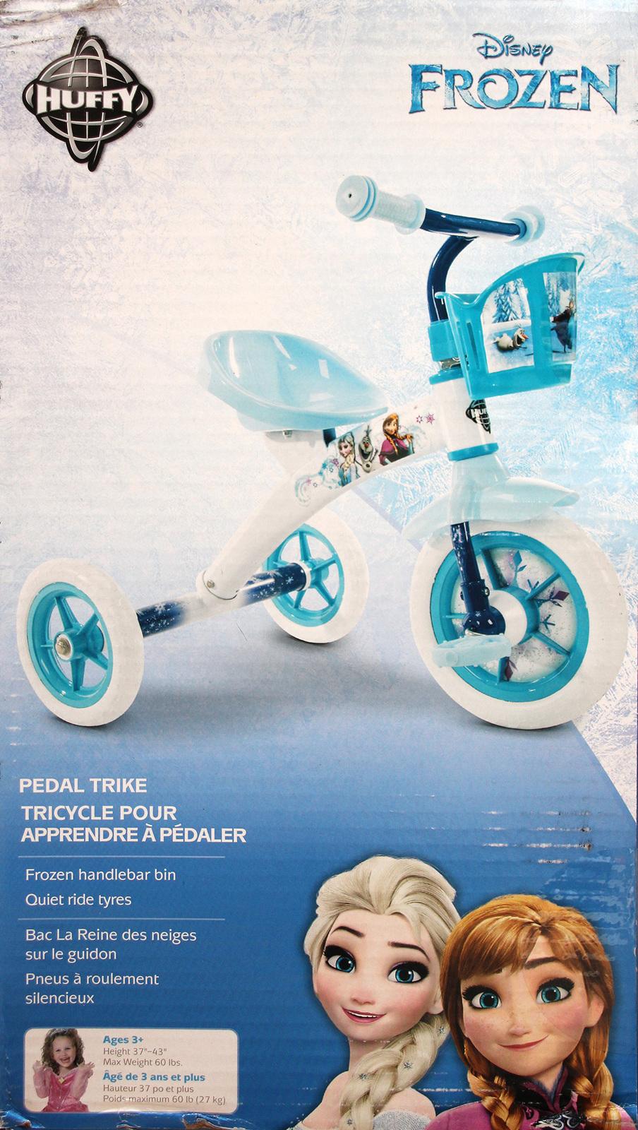 Huffy: Disney Frozen - Girls Trike image