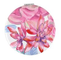 Wicked Sista: Compact Mirror - Floral Blossom