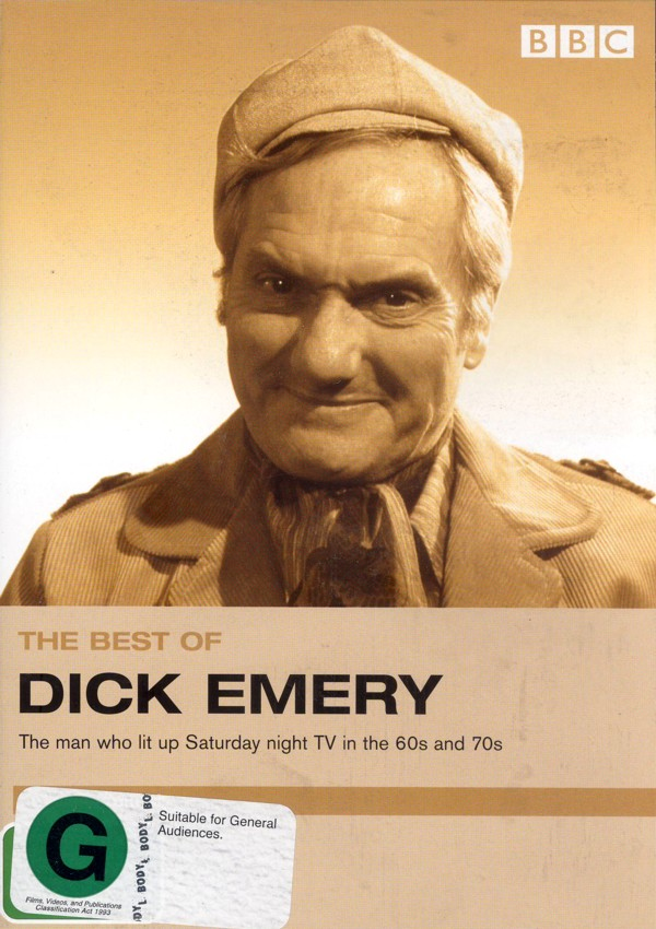 Best Of Dick Emery on DVD image