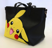 Loungefly: Pokemon Pikachu - Face Tote Bag image