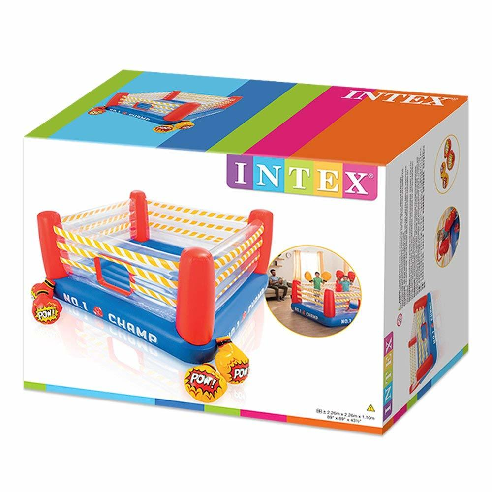 Intex: Jump-O-Lene - Boxing Ring Bouncer image