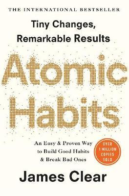 Atomic Habits by James Clear image