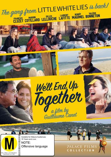We'll End Up Together on DVD