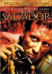 Salvador Special Edition on DVD