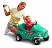 Little Tikes - Push & Ride Sunburst Coupe