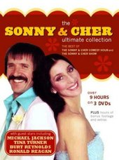 Sonny And Cher Ultimate Collection, The (3 Disc Set) on DVD