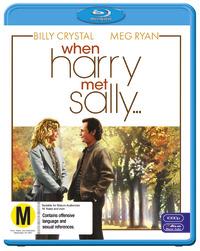 When Harry Met Sally on Blu-ray image